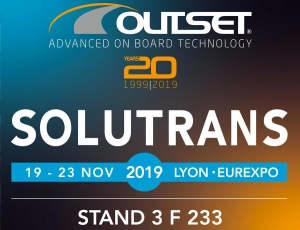 Outset @ SOLUTRANS 2019