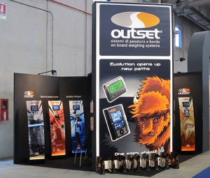 OUTSET @ TRANSPOTEC 2013